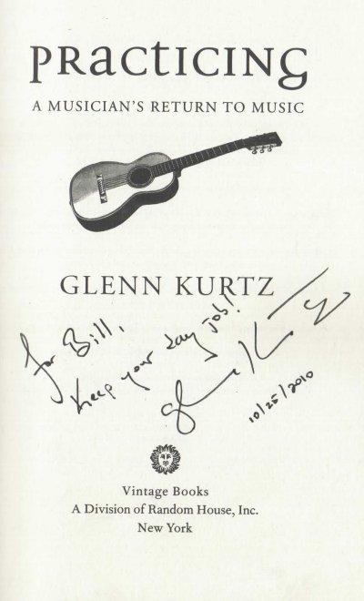 Glenn Kurtz Music